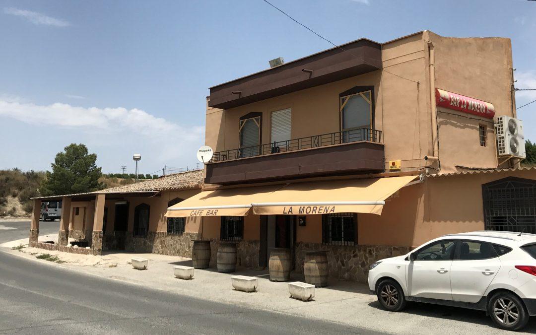 Restaurante – Bar La Morena