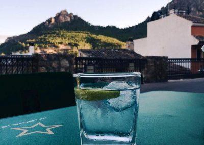 Fotografía de Nuestra encantadora terraza donde todos disfrutamos del Sotanillo.