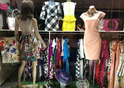 Imagen del Escaparate de Dafne, tu tienda de moda mujer en Cieza.