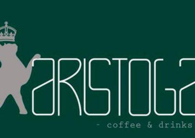 Imagen del Logotipo de la cafetería Aristogatos Coffee de Cieza.