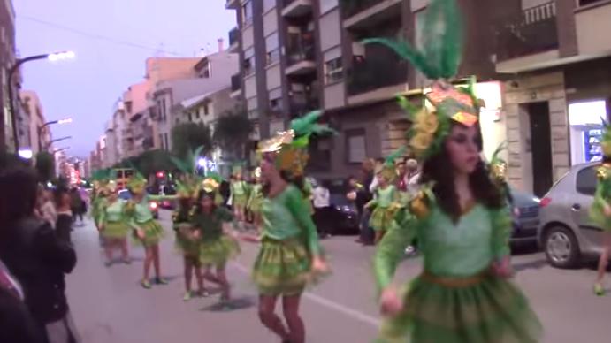 Abierto el plazo de inscripción de comparsas para el Carnaval Cieza 2019