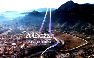 Ayuntamiento y Junta de Hermandades Pasionarias programan la emisión de vídeos de distintas procesiones de Cieza