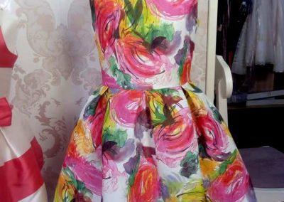 foto de un Vestido de mujer en la Tres Belle en Cieza.