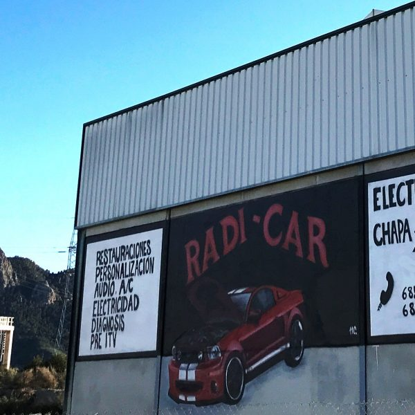 Talleres Radi-Car