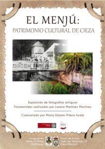 Exposición fotográfica 'El Menjú: Patrimonio Cultural de Cieza' @ Museo de Siyâsa.