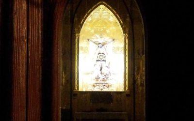 Traslado Procesional del Santísimo Cristo del Consuelo