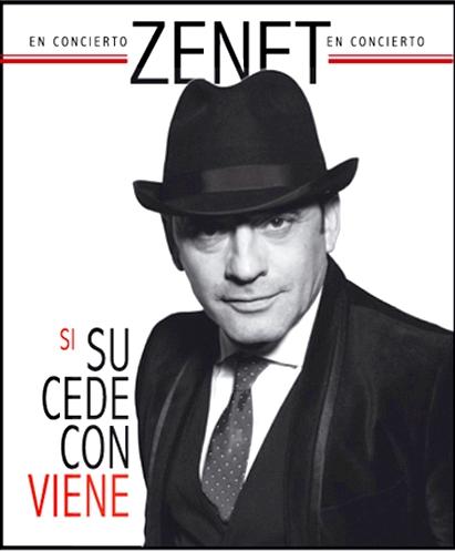 Concierto de Zenet en el Teatro Capitol de Cieza, compra aquí tus entradas