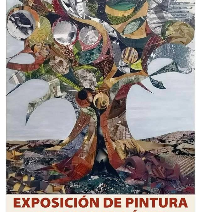 Exposición de 'Pintura de Manuel López. Colección Alambique'