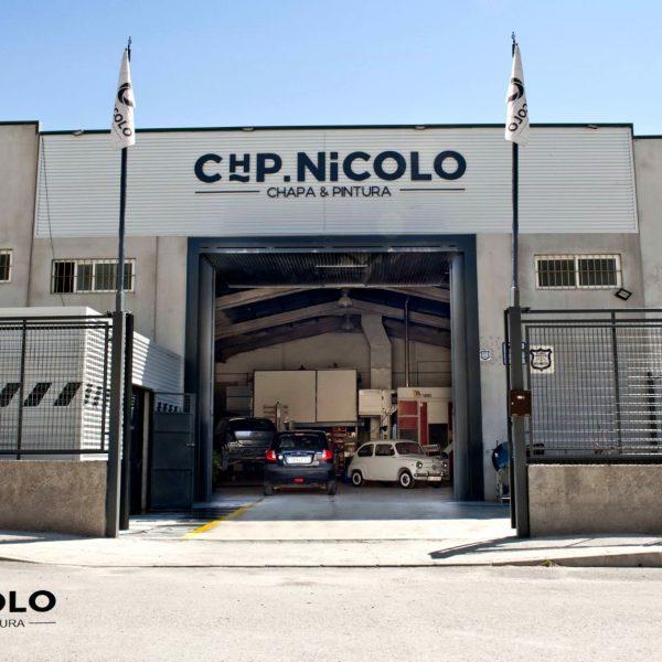 Taller de Chapa y Pintura CHP Nicolo