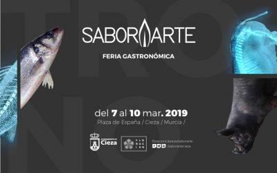 Llega la tercera edición de 'SaborArte' la Feria Gastronómica de la Floración de Cieza