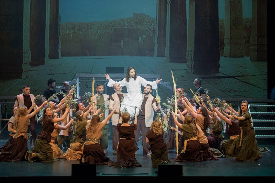 Jesucristo Superstar este sábado en el Teatro Capitol de Cieza