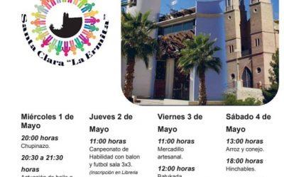 Fiestas del Barrio de Santa Clara 'La Ermita'