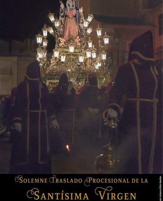 Traslado Procesional de la Santísima Virgen de los Dolores