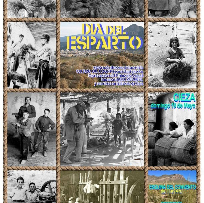 'Día del Esparto' en Cieza