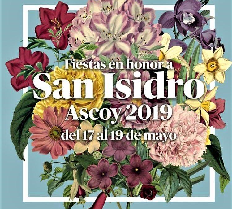 Fiestas de San Isidro 2019 en Ascoy, Cieza