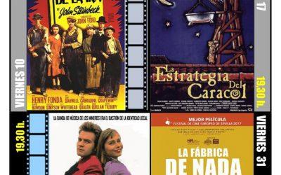 Proyección de la película 'La estrategia del caracol' dentro del ciclo 'Cine y mundo obrero'