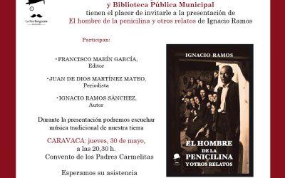 La editorial ciezana La Fea Burguesía Ediciones acaba de lanzar el libro 'El hombre de la penicilina y otros relatos'