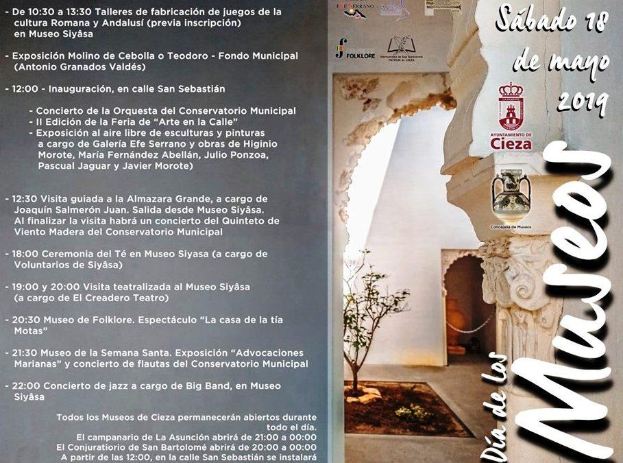 Celebración del Día Internacional de los Museos en Cieza