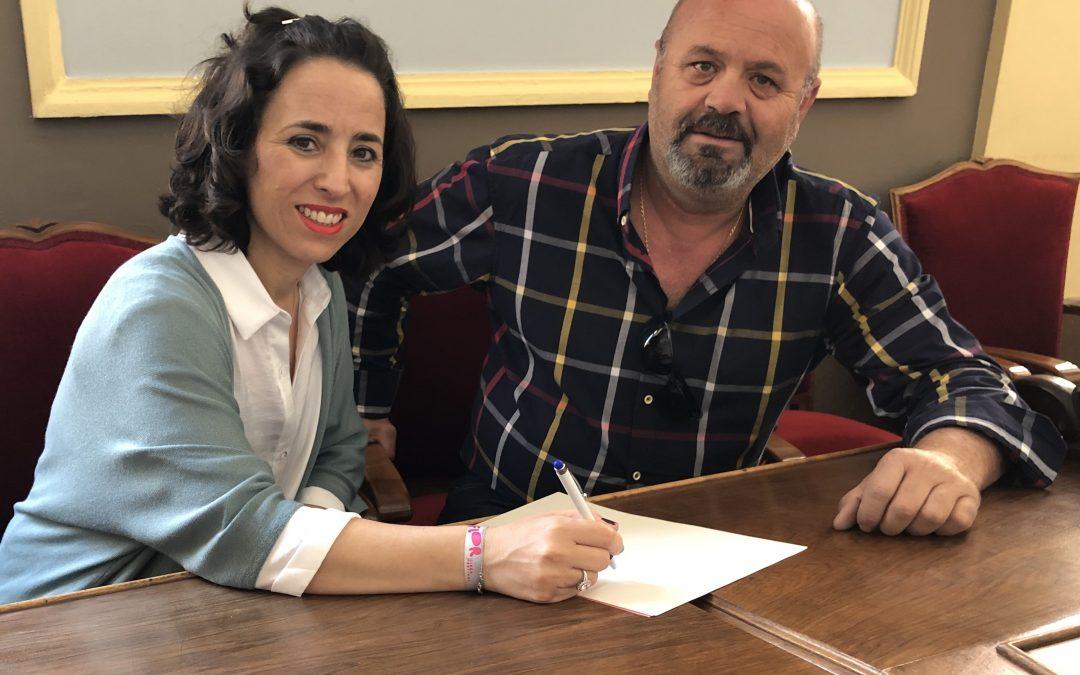 El Ayuntamiento de Cieza firma un contrato con la Banda Municipal de Cieza