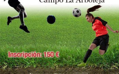 'VII 24 Horas de Fútbol 7' organizadas por Juventudes Socialistas de Cieza