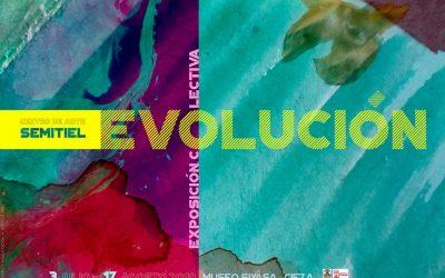 'Evolución' nueva exposición en el Museo de Siyâsa