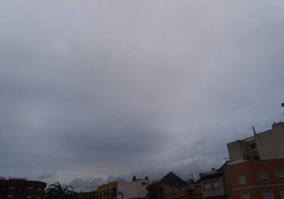 Previsión meteorológica de la semana (2-12 al 8-12).