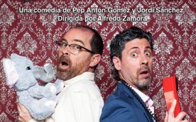 Teatro de comedia este viernes