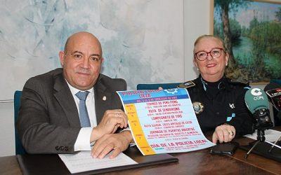 El Día de la Policía homenajeará a los efectivos de emergencias y vecinos que intervinieron en la gota fría