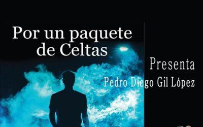 Presentación en Cieza del último libro de Juan Gil Palau, ganador del X Premio Internacional Vivendia-Villiers