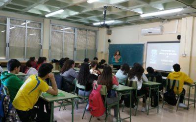Comienzan las actividades del programa de prevención de drogodependencias