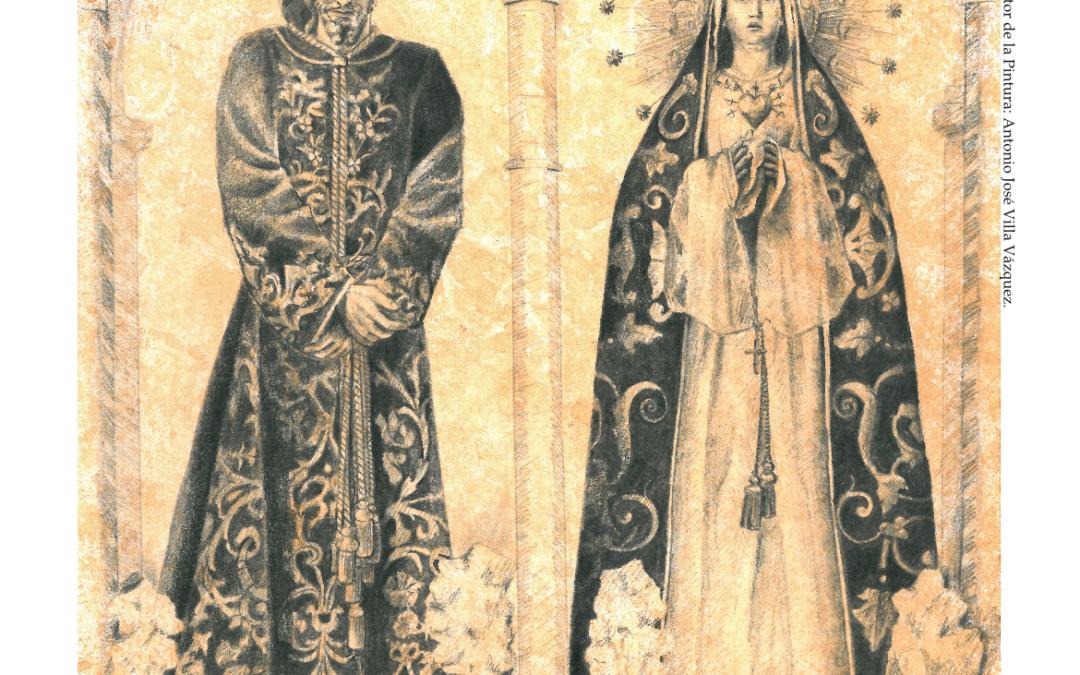 'Remembranza', por la Cofradía de María Stma. de la Soledad y la Cofradía de Jesús Nazareno