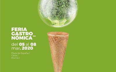 IV Edición SaborArte. Feria de Gastronomía de la Floración de Cieza 2020