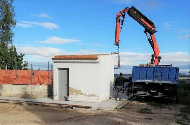 Se retoman las obras de rehabilitación y ampliación del Centro Zoológico Sierra Ascoy