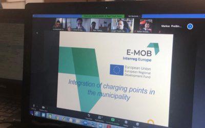 """El Ayuntamiento de Cieza organiza la primera reunión """"peer review"""" del Proyecto Europeo de Movilidad Eléctrica E-Mob"""