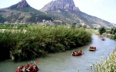 La derivación de caudales por obras en La Mulata puede aumentar el torrente del Segura en Cieza