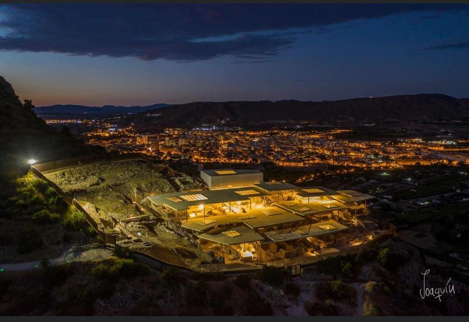 El yacimiento Hins Siyâsa recibe unas 500 visitas en los primeros quince días desde su inauguración