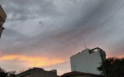 Vuelven las lluvias. Previsión meteorológica de la semana