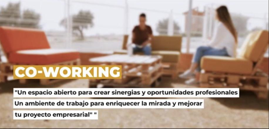 D∅ Espacio de Coworking se inaugura en el espacio 'Crea y Emprende'